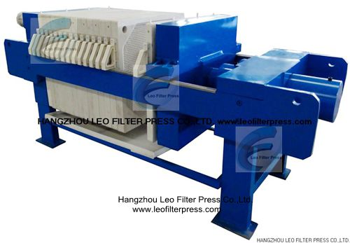 Plate and Frame Filter Press Operation Instructions from Leo Filter Press,Filter Press Manufacturer from China